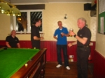 RWCA - First Training Camp, Monk Fryston 2011